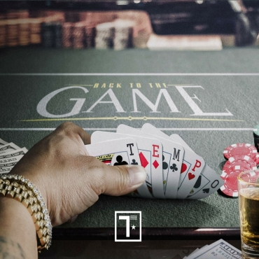 ddp - Tempo – Back To The Game (Álbum) (2018)