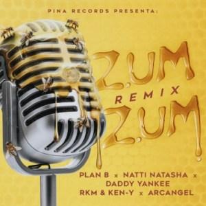 ZUMZUM 300x300 - Daddy Yankee, RKM Y Ken-Y, Arcangel – Zum Zum (Premios Juventud Live)