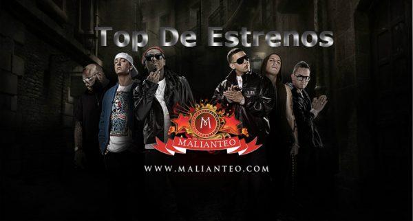 2 2 - Malianteo.com Presenta Top De Estrenos (Semanal)