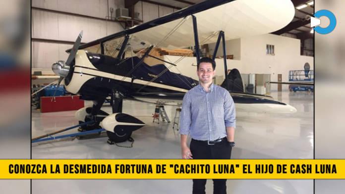 """Conozca la Desmedida Fortuna de """"Cachito Luna� el hijo del pastor Cash Luna"""