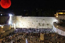 Día 31/01 Israel verá superluna de sangre, ¿qué significará?