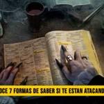 Cristiano: Conoce 7 formas de saber si te están Atacando con Brujería