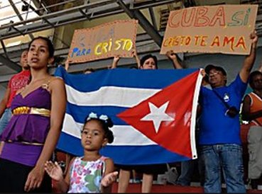 """""""Crecimiento de evangélicos irrita el gobierno de Cuba"""", dice pastor"""