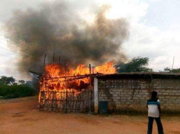 Iglesias y biblias son quemadas tras ola de odio en la India