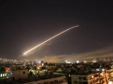 Inglaterra y Francia siguen a EEUU e inician ataques contra Siria