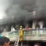 Policía afines al régimen de Daniel Ortega quema viva a familia cristiana