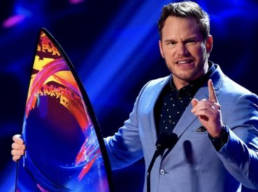 "Chris Pratt en Teen Choice Awards: ""Amo a Dios, ¡ámenlo!"""