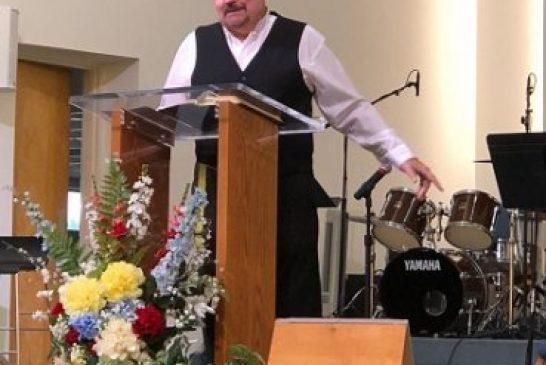 Pastor declarado muerto, vuelve a la vida
