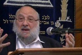 """""""Dios está acelerando el fin de los tiempos"""", afirma rabino"""