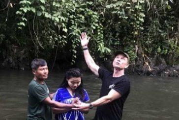 """""""Rambo cristiano"""": el misionero que ministra en zonas de guerra"""