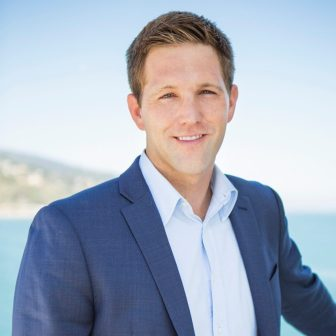 Malibu real estate agent Russell Grether