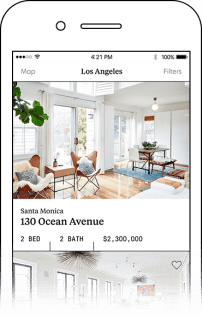 compass real estate app