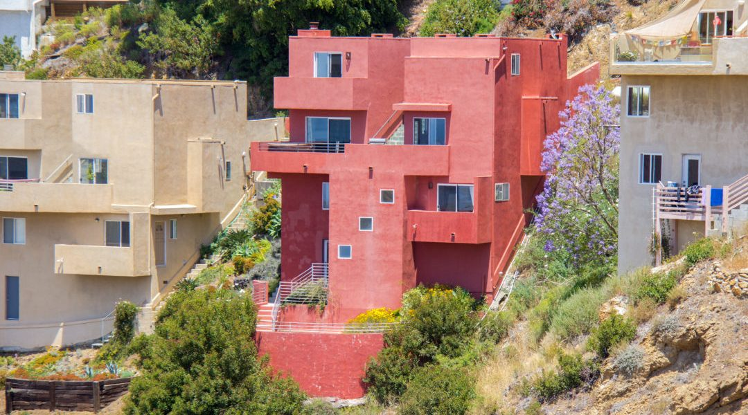 Stunning Artistic Malibu Home in Solstice Canyon
