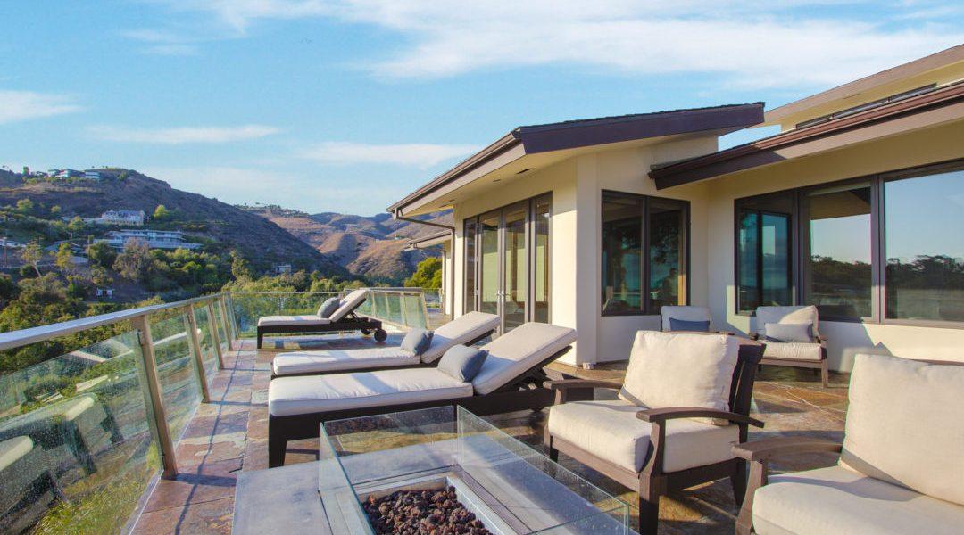 Pocket Listing: Malibu Architectural Showcase Home w/Ocean Views