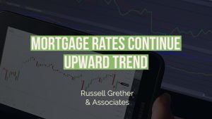 Mortgage Rates Go Up, and Back Down