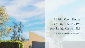 Malibu Open House: 4015 Latigo Canyon Rd, Sunday, 1 p.m. to 4 p.m.