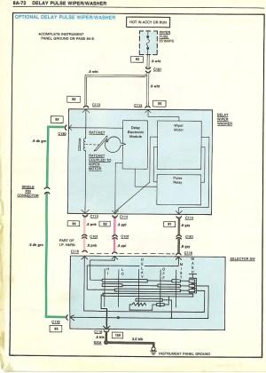 Help w wiring High beams & wiper switch (pics uploaded) | GBodyForum  '78'88 General Motors A