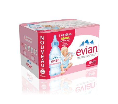 Pack_Evian_Baby