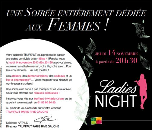Ladies Night Truffaut