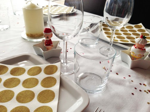 table fête