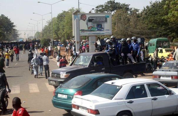 Actualités du Mali - Deux blessés dans l'attaque d'un poste de police à Bamako