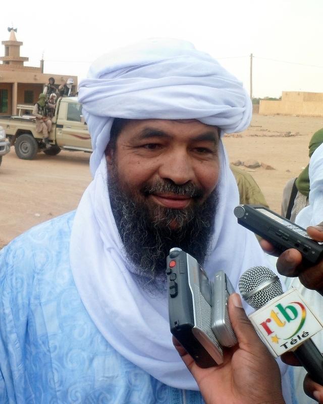 Actualités du Mali - Iyad dénonce l'accord de paix