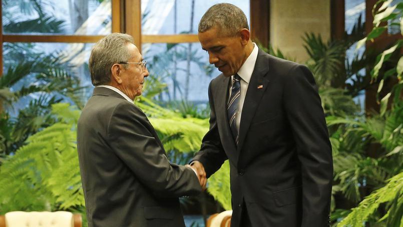 Actualités du Mali - Cuba: Obama salue un jour nouveau