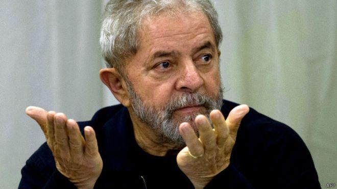 Actualités du Mali - Brésil: soupçonné de corruption, Lula ne craint pas la justice