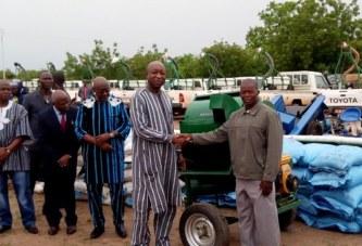 Campagne agricole 2018-2019: Plus de 500000 cultivateurs bénéficiaires des engrais subventionnés