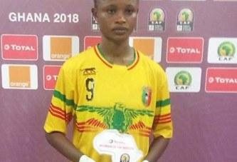 CAN Féminine Ghana 2018 : Bassira Touré, la meilleure !
