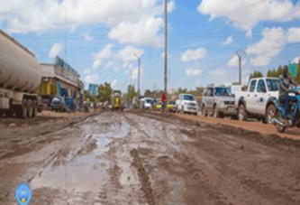 Réhabilitation de la route Kati-Kolokani-Didiéni : Démarrage effectif des travaux