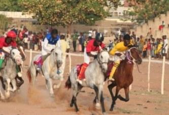 Sports équestres, Grand prix AJSM : COURAGEUX SUR LA PREMIERE MARCHE DU PODIUM