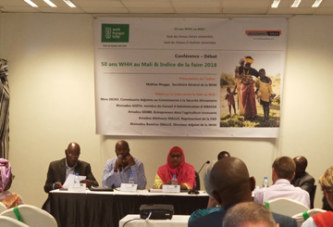 Welthungerhilfe (Whh): 50 ans de présence au Mali célébrés