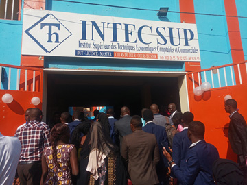 Enseignement supérieur : L'INTEC SUP ouvre ses portes à Baco Djicoroni