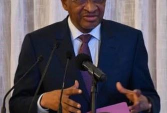 INTERVENTION DE MONSIEUR LE PREMIER MINISTRE A LA CÉRÉMONIE DES 100 JOURS DU DEUXIEME MANDAT DU PRESIDENT DE LA REPUBLIQUE
