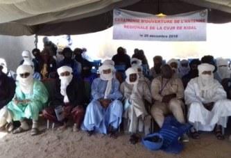 Kidal : La Commission Vérité, Justice et Réconciliation ouvre son antenne