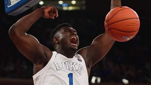 La montagne Zion fait trembler le basket universitaire et saliver la NBA