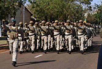58e  anniversaire de l'Armée : « La lutte contre le terrorisme sera gagnée » a déclaré IBK