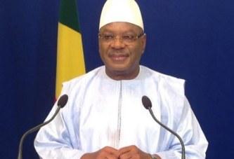 Vœux à la nation : IBK tient à la révision constitutionnelle