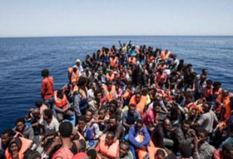 Méditerranée : Des migrants maliens bloqués sur la mer depuis trois semaines
