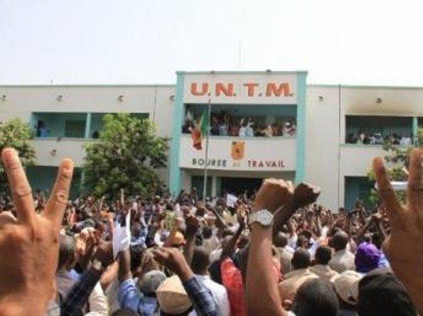 Untm-Gouvernement : Un préavis de grève du 11 au 15 février prochain déposé