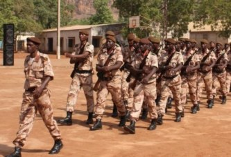 Insécurité dans les régions du Centre:13000 hommes déployés par l'État