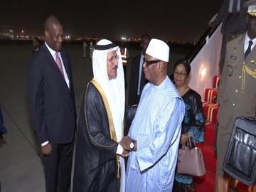 Diplomatie : IBK est arrivé à Dubaï sur l'invitation de son Altesse l'Emir de Dubaï