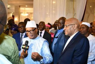 IBK rencontre l'EPM : Le rassemblement des maliens pour faire avancer le Mali au cœur des interventions