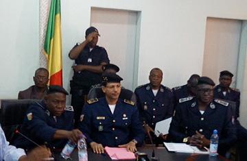 POLICE: Un bilan de début d'année élogieux