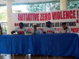 Grogne sociale : L'Initiative Zéro Violence tire la sonnette d'alarme