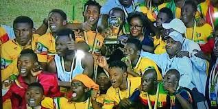 CAN U20 : Mali apporte la coupe et IBK félicite les joueurs