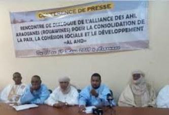 Consolidation de la paix et de la cohésion sociale : « Ahl Araouane » s'engage activement