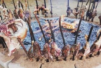 Festival de dibi : A table !