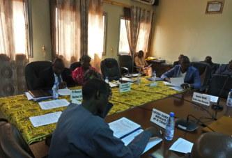 8e session du Conseil de l'USJPB : Le projet du budget 2019 s'élève à hauteur de 6 552 844 788 F CFA